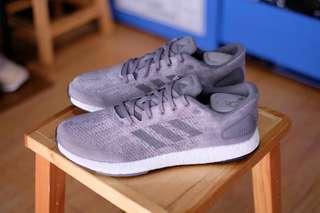 Sepatu Adidas Pure Boost DPR LTD INK Light Grey