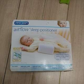 First year sleep positioner