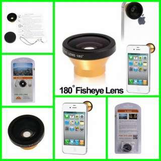 Lesung camera Fisheye