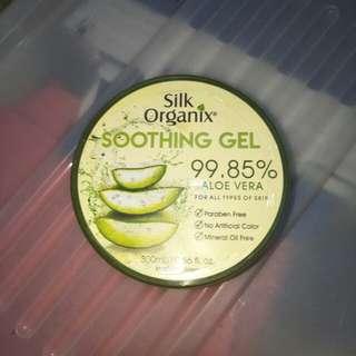 *REPRICED* Silk Organix - 99.5% Aloe Vera Soothing Gel