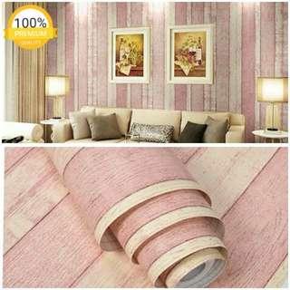 Wallpaper Dinding Motif Gliter