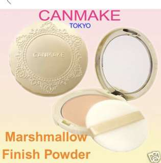 Can make marshmallow finished powder ( Col: MB)