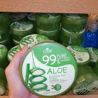 99% aloevera soothing gel