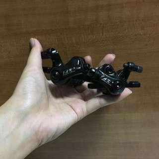 J.A.K brake calliper