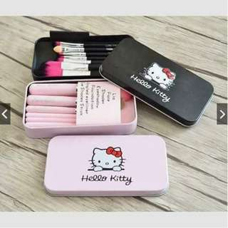 HK 7pcs brush set