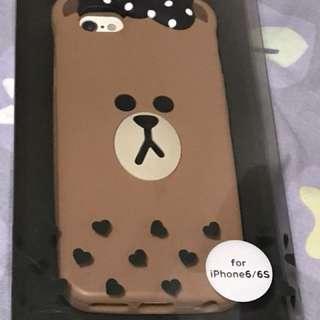 iphone6/6s 正貨熊大機套