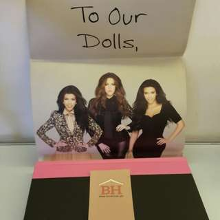 Dollhouse novel by the Kardashians