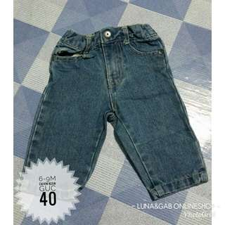 6-9m pants