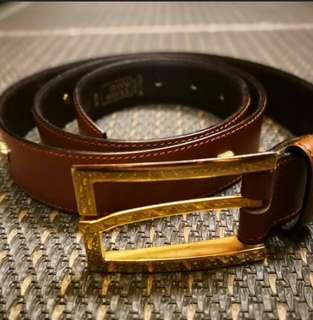 Versace belt 皮帶