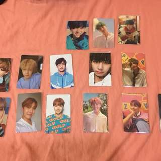 BTS official pcs and selfie books(there are more pc just pm me)