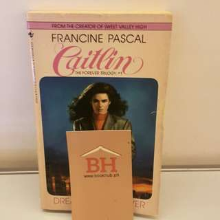 Caitlin series by Francine Pascal