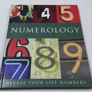 Numerology book by William Field