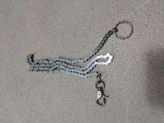 Bike Chain Decorative Piece