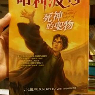 Harry Potter and The Deathly Hallows 哈利波特死神的聖物上&下