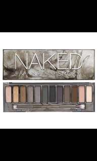 Urban Decay Naked Smoky Palette Authentic