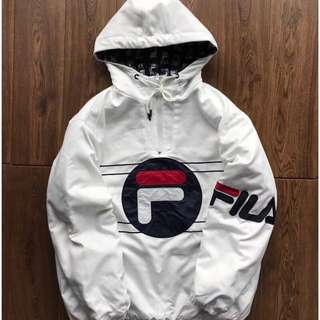 Fila One Piece Two Side Wear Vintage Jacket