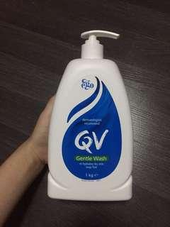 QV Gentle Wash   rehydrates dry skin (1 KG)