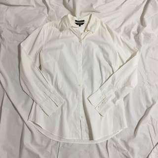 White Long-sleeves