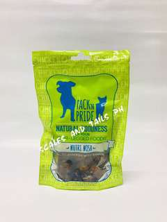 Pack 'N Pride Dog Treats - Nutri Nosh (chicken with banana) - 142g