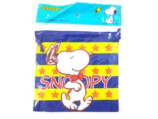 Snoopy pouch bag