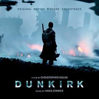 Mint in stock Dunkirk hans zimmer ost soundtrack record vinyl