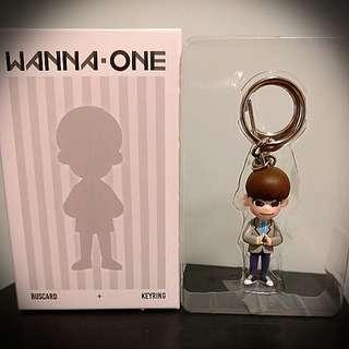 100% 全新 Wanna One 鎖匙扣 朴佑鎮 Park Woo Jin