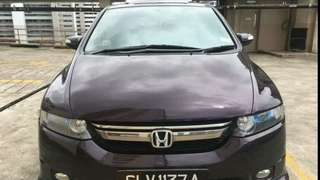 Honda Odyssey 2.4a full spec sunroof SG