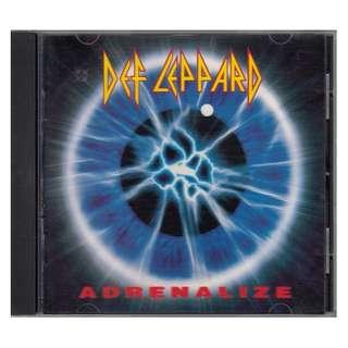 Def Leppard: <Adrenalize> 1992 Mercury CD (Made in USA / Silver-Rim)