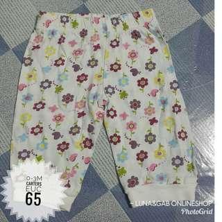 0-3m pants