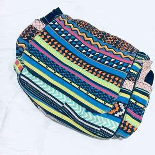 Baby Diaper Bag Aztec Teenage Design