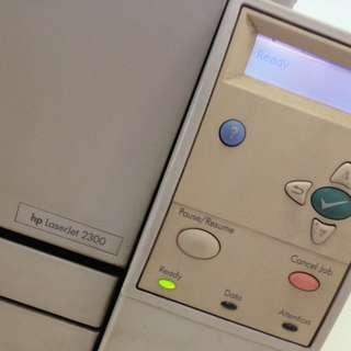 HP LaserJet 2300 - Laser Printer