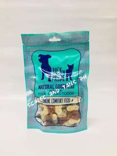 Pack 'N Pride Dog Treats - Canine Comfort Food (Chicken and Biscuit) - 142g