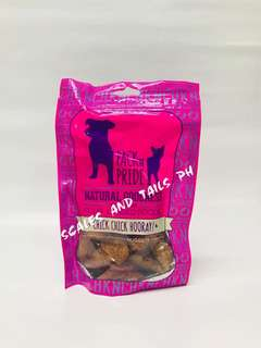 Pack 'N Pride Dog Treats - Chick Chick Hooray! (Nuggets) - 100g