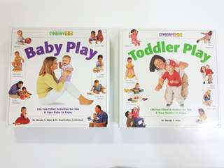 Baby Play and Toddler Play by Gymboree