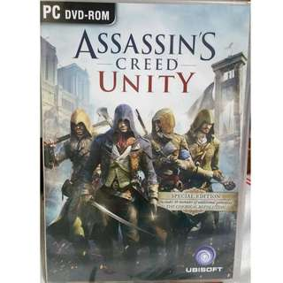 Brand New ASSASSIN'S CREED UNITY for PC