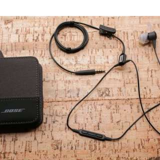Bose SoundTrue Ultra in-ear headphone