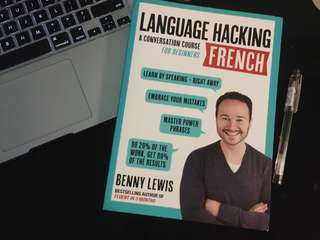 LANGUAGE HACKING FRENCH + free shipping for MM