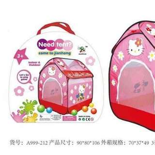 MAR 18 HELLOKITTY PLAYTENT (LK)