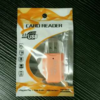 Card reader micro sd / card readed USB 2.0