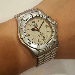 Tag heuer proff authentic