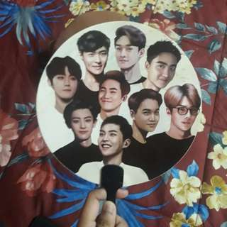 EXO Live in KL 2016 Hand Fan