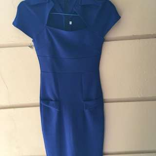 Dress cewek second