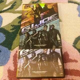 DVD G.I.Joe ~ The rise of cobra