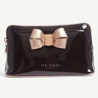 TED BAKER Bow make up bag