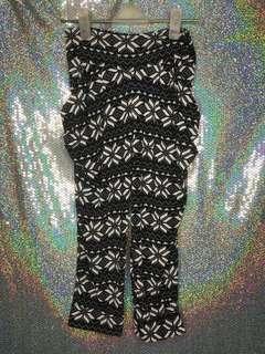 Celana motif pants