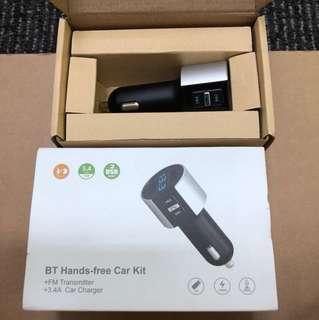 #13 C26 BT Hands-free Car Kit