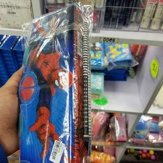 Spiderman pencil case 2018 version with gifts for free!