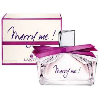 Lanvin Marry Me 100% original