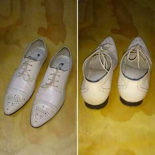 Borse Mogan Italy Lace Up Shoes Original
