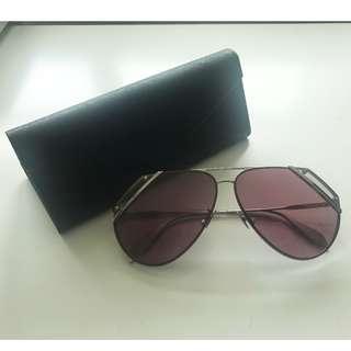 【Alexander McQueen】AM0092S 002 Sunglasses Unisex 太陽眼鏡 pink
